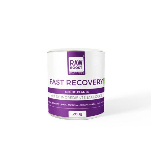Fast Recovery, Mix de Plante, 200g