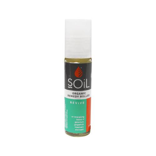 Roll-On Revive cu Uleiuri Esențiale Ecologice/Bio 11 ml