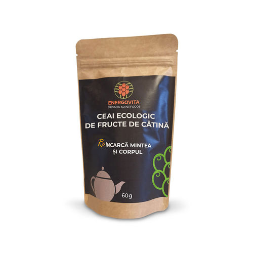 Ceai Ecologic de Cătină, 60g