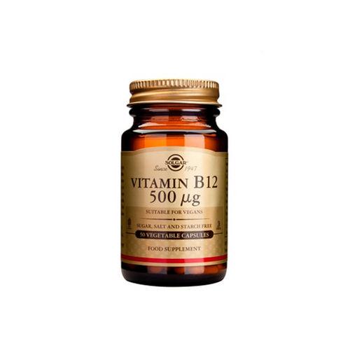 Vitamina B12 500mcg 50 capsule