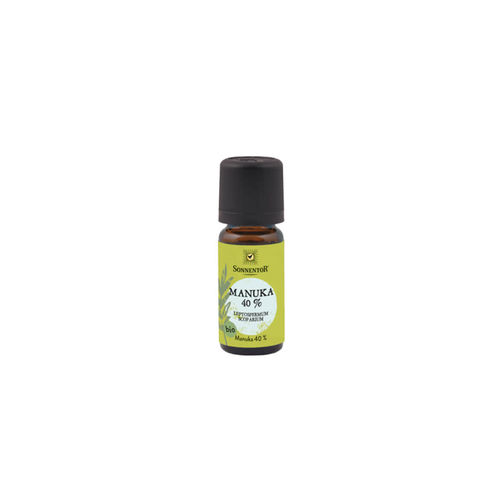 Ulei Esential Eco Manuka 40% (in alcool) 10 ml
