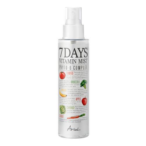 Spray pentru Față 7Days Vitamin Mist, Vitaminizarea și Mineralizarea Tenului, 150ml
