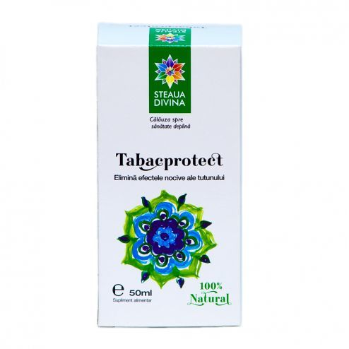 Tabacprotect, 50ml   Steaua Divină