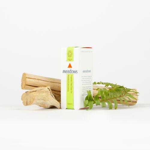 Ulei Esențial Organic de Arbore de Ceai (Tea Tree), 10ml