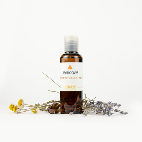 Ulei de Masaj Relaxant Herbal, 100ml