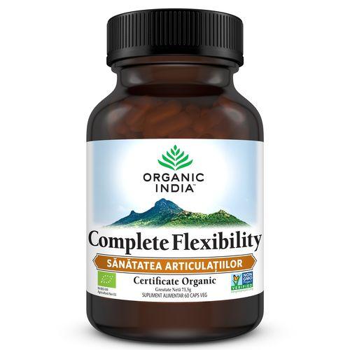 Complete Flexibility Sănătatea Articulațiilor 60 cps