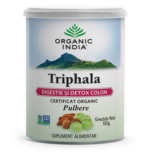Triphala pudră organică 100g