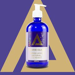 Silver Clean, Săpun lichid natural, cu aur și argint | Pure Alchemy