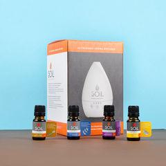 Pachet Aromaterapie Probleme Respiratorii
