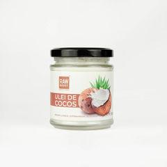 Ulei de cocos virgin ecologic | Rawboost