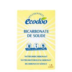 Bicarbonat de Sodiu Pentru Menaj, 500g | Ecodoo