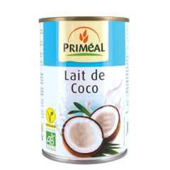 Lapte de Cocos Bio, 400ml | Priméal