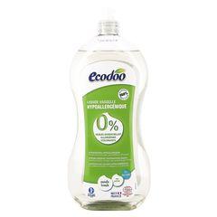 Detergent Vase Hipoalergenic - Fără Alergeni, Fără Parfum, 1000ml | Ecodoo