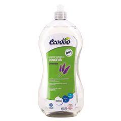 Detergent Bio Vase cu Aloe Vera și Lavanda, 1000ml | Ecodoo