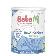 Cereale Pentru Bebeluși - de la 4 luni, 400g | La Mandorle