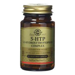 5-HTP (Hydroxytryptophan/Hidroxitriptofan) 100mg, 30 capsule | Solgar