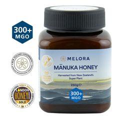 Miere de Manuka, MGO 300+ Noua Zeelandă Naturală, 250 g | MELORA