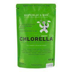 Chlorella, Pulbere Ecologică Pură, 125g | Republica BIO