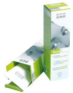 Gel de Curățare Bio cu Ceai Verde și Echinacea, 125ml | Eco Cosmetics