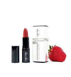 Passionate Strawberry: Ruj natural cu extract de capsune | Uoga Uoga