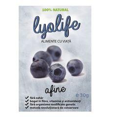 Afine - Fructe Liofilizate, 30g | LyoLife