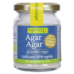 Agar Agar eco/bio, fără gluten, 60g | Rapunzel