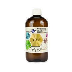 Elixir, Mix de Aur, Argint și Platină Coloidală 10ppm, 500ml | AquaNano