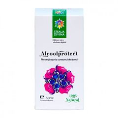Alcoolprotect, 50ml | Steaua Divină