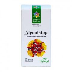 Alcoolstop, 50ml | Steaua Divină