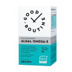 Algal Omega-3 Good Routine, 30 capsule moi | Secom