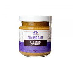Unt de migdale și curmale Almond Date, 100% natural, | Sunday bites