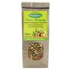 Amestec Fitness de semințe pentru germinat, 200g | Rapunzel - BioSnacky