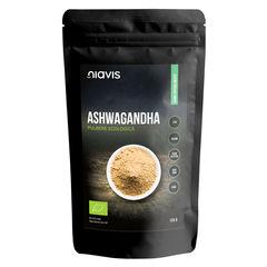 Ashwagandha pulbere ecologică/bio 125g | Niavis
