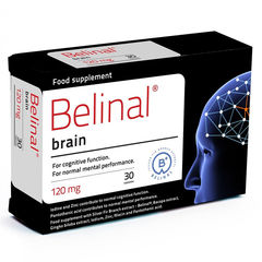 Belinal Brain, 30 capsule | Abies Labs