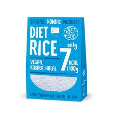 Bio SHIRATAKI Orez, 300g   Diet-Food