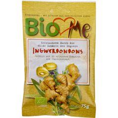 Bomboane cu Ghimbir eco/bio, 75g | BIO Loves Me