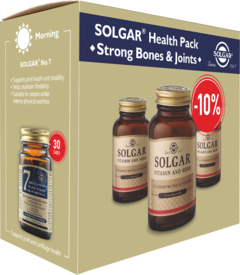 Solgar Health Pack Strong Bones and Joints