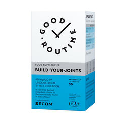 Build Your Joints Good Routine, 30 capsule vegetale | Secom