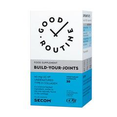 Build Your Joints Good Routine, 30 capsule vegetale | Secom