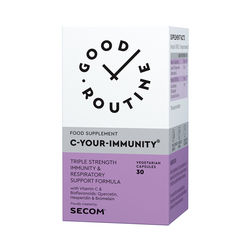 C-Your-Immunity Good Routine, 30 capsule vegetale | Secom
