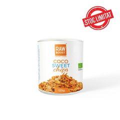 Chipsuri de Cocos-Coco Sweet | Rawboost