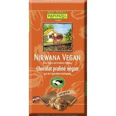 Ciocolată Nirwana Vegană, 100g | Rapunzel