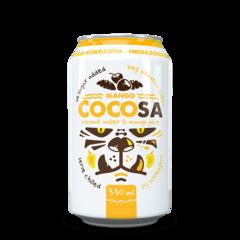 Cocosa Mango - Apă de Cocos Naturală cu Mango, 330ml | Diet-Food