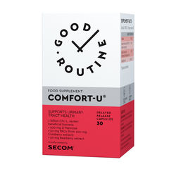 Comfort-U Good Routine, 30 capsule vegetale | Secom