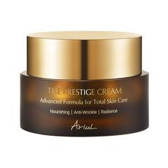 Cremă de față Antirid & Hrănire Intensivă The Prestige Cream Anti-Aging, cu Ginseng Sălbatic, 50g | Ariul