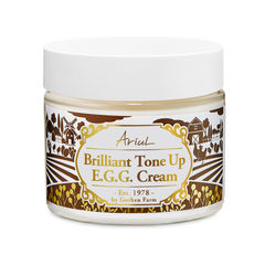 Cremă de față Antirid & Hidratare Intensă Brilliant Tone Up EGG, 70ml | Ariul