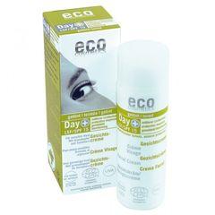 Cremă de Zi Hidratantă Nuanțatoare cu Protecție Solară FPS15, 50ml | Eco Cosmetics