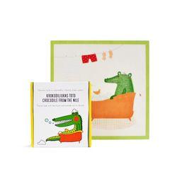 Crocodile from the nile: Sapun natural cu unt de shea si uleiuri de lavanda pentru copii | Uoga Uoga