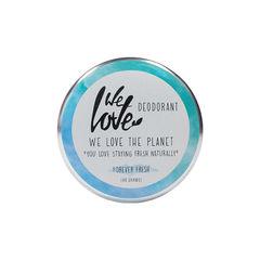 Deodorant Natural Cremă - Forever Fresh - Cutie Metalică, 48g | We Love The Planet