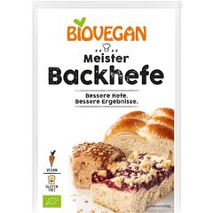 Drojdie Uscată Fără Gluten, 7g | Biovegan
